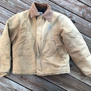 Vintage Carhartt canvas jacket